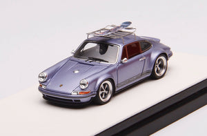 Preorder ~ Timothy & Pierre 1/64 Porsche 911 Singer with Luggage Carrier ETA : Feb 2020