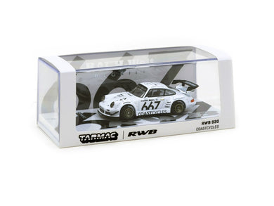 Tarmac Works 1/64 RWB 930 Coastcycles - HOBBY64