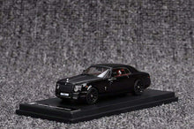 Load image into Gallery viewer, Rolls Royce 1:64 Phantom Coupe Black