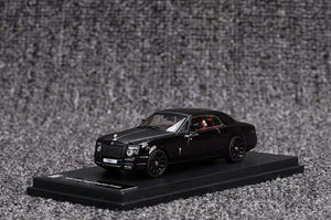 Rolls Royce 1:64 Phantom Coupe Black