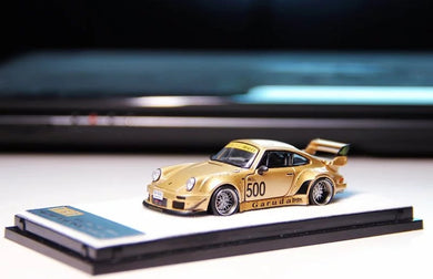 Preorder -  PGM 1/64 RWB 930 oversea special edition - Release Date : Mar 2021