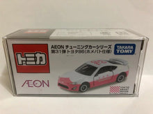 Load image into Gallery viewer, Takara Tomy Tomica AEON 31 Homepato Toyota 86 (#Y)