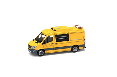 Preorder - Tiny City 69 Diecast Model Car-Pingzhi Sprinter FL Water Supplies Department (AM3197) - Release Date : Jan 2021