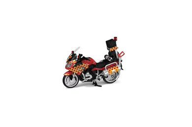 Preorder - Tiny City 89 Diecast Model Car – BMW R1200RT (2014) Fire Motorcycle - Release Date : Jan 2021
