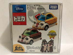 Takara Tomy Tomica Disney Motors Cubic Tap Twin Chip & Dale (#Y)