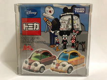Load image into Gallery viewer, Takara Tomy Tomica Disney Motors Cubic Tap Twin Chip & Dale (#Y)