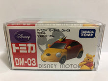 Load image into Gallery viewer, Takara Tomy Tomica Disney Motors DM-03 Corotto Winnie The Pooh (#Y)
