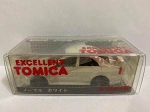 Takara Tomy Tomica Excellent Mitsubishi Lancer GSR Evolution IV (Made In Japan) (#Y)