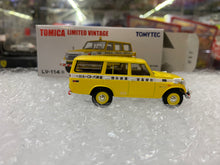 Load image into Gallery viewer, Tomytec Tomica LV-114a Toyota Land Cruiser