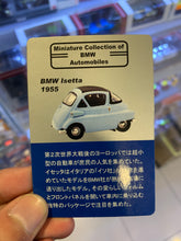 Load image into Gallery viewer, Kyosho Miniature Collection of BMW Automobiles BMW Isetta 250- Orange