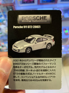 Kyosho Porsche Mini Car Collection II Porsche 911 GT2- Black