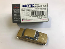Load image into Gallery viewer, Tomytec Tomica Limited Vintage LV-53b Nissan Laurel (Gold)