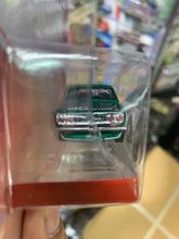 Load image into Gallery viewer, Greenlight 1/64 1971 BRE Datsun 510 Green Machine Chase #S99