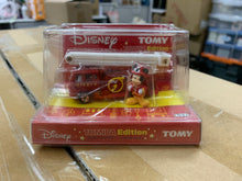 Load image into Gallery viewer, Tomy Tomica Disney Character Fire Truck Mickey Mouse