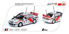 Load image into Gallery viewer, Preorder~ Inno64 Mitsubishi Lancer Evolution III #7 Safari Rally Kenya 1996 #S99