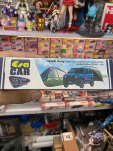Era Car Suzuki Jimny Sierra Revival Style with Outdoor Parts Limited Edition (1:64)