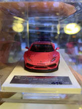 Load image into Gallery viewer, LB Performance 1/64 Premium Collection Lamborghini Huracan Metallic Pink Resin