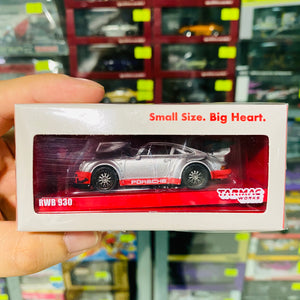 Tarmac Works 1/64 Porsche 930 RWB Rauh-Welt Begriff HANNA with Container China Exclusive #TNF
