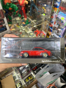 Ignition Model 1/43 Porsche 911 (930) Turbo (Red) #KY