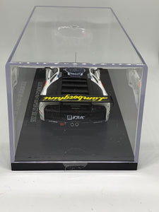 Ebbro GT Association Official Miniature Model Series 1:43 JLOC Lamborghini Murcielago RG-1 Super GT500 (2005) (White) #KY