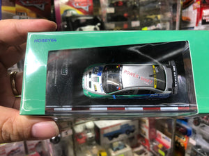 Tarmac Works 1/64 Mitsubishi Lancer Evolution X Nurburgring 24H 2010 #S99