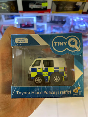 Tiny Q Pro Series Toyota Hiace Police (Traffic)