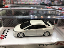 Load image into Gallery viewer, Hobby Japan 1/64 Honda CIVIC FD2 Type R Championship white 白色 AT