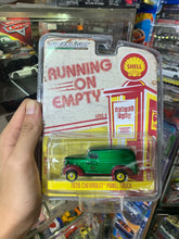 Load image into Gallery viewer, Greenlight 1/64 1939 Chevrolet Panel Truck Green Machine Chase #S99