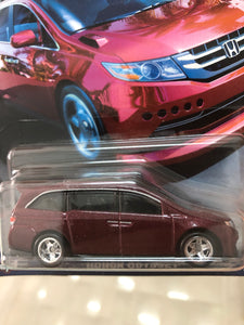 Hot Wheels Car Culture Cargo Carriers Honda Odyssey Die-Cast  AT