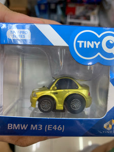 Tiny Q Pro Series BMW M3 (E46) Phoenix Yellow