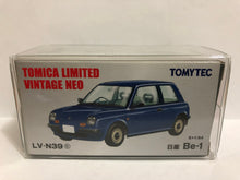 Load image into Gallery viewer, Takara Tomy Tomica Limited Vintage Neo Tomytec LV-N39c Nissan Be-1 (#Y)