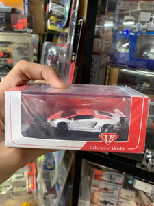 LB Liberty Walk 1/64 LB Performance Lamborghini Aventador Supreme (Taiwan Exclusive) #S99