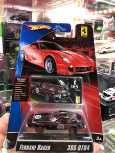 Hot wheels Ferrari Racer 365 GTB 4