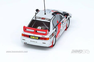 Preorder~ Inno64 Mitsubishi Lancer Evolution III #7 Safari Rally Kenya 1996 #S99