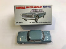 Load image into Gallery viewer, Tomytec Tomica Limited Vintage LV-69a Nissan Gloria Super DX (Blue)
