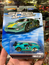 Load image into Gallery viewer, Hot Wheels 1/64 Speed Machines FORD GT LM