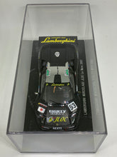 Load image into Gallery viewer, Ebbro Racing Car Collection 1:43 Lamborghini Murcielago JLOC Le Mans (2007) (Black) #KY