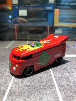 Hot Wheels Volkswagen VW BUS LOOSE Custom 2