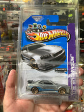 Load image into Gallery viewer, Hot Wheels 1/64 2012 Zamac Nissan Skyline GT-R(R34)