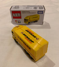 Load image into Gallery viewer, Tomica Dunlop Motorsport Truck (TCN Japan Exclusive) (Yellow) #S99