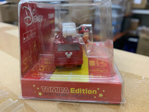 Tomy Tomica Disney Character Fire Truck Mickey Mouse