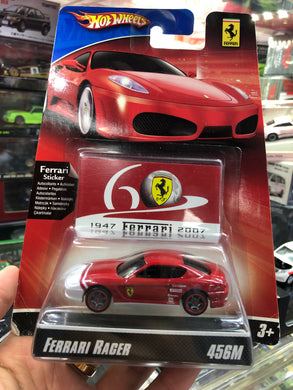 Hot wheels Ferrari Racer 456M