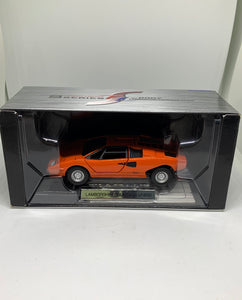 Tomica Limited (TL) Series 1:43 No.0007 Lamborghini Countach LP400 (Orange) #KY