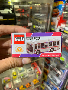 Tomica Mitsubishi Fuso Aero Star Single-decker Bus (東急巴士) (Japan Exclusive) #S99