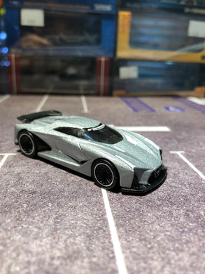 Hot Wheels Nissan concept 2020 Vision GT LOOSE