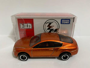 Takara Tomy Tomica Event Model 17 Bentley Continental GT (#Y)