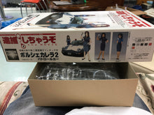 "Load image into Gallery viewer, Fujimi 1:24 Scale Porsche Carrera 2 ""You're Under Arrest"" Movie Model Kit - New AT shop"