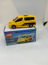 Load image into Gallery viewer, TOMICA TONY NISSAN NV200 taxi