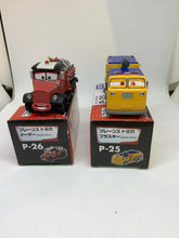 Load image into Gallery viewer, TOMICA TOMY Planes Mayday & Planes Pulaski