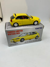 Load image into Gallery viewer, Tomytec Tomy Tomica Limited Vintage Neo LV-N165a Honda CIVIC Type R EK9